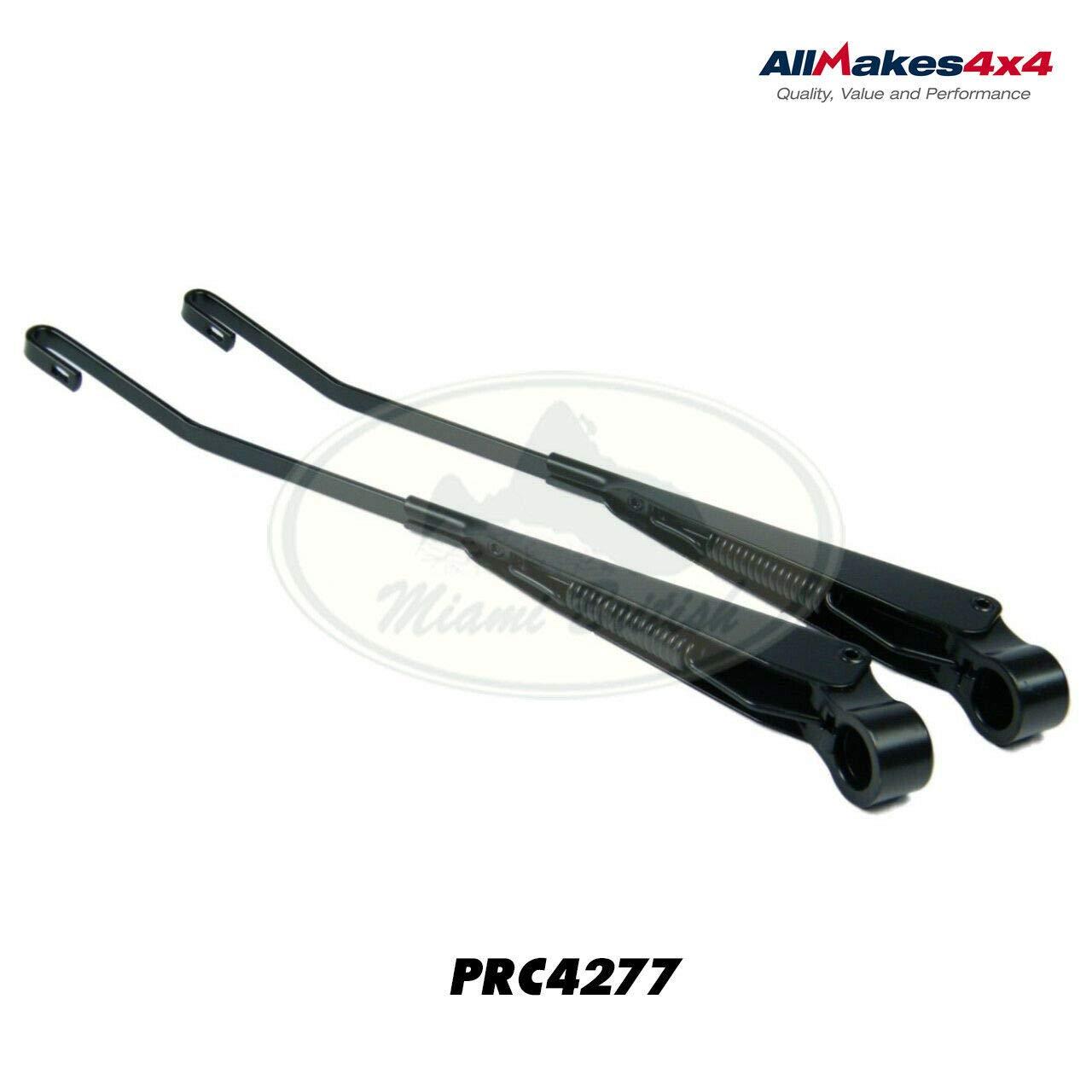 FRONT WIPER ARM X2 DEFENDER 87-01 PRC4277 ALLMAKES4X4