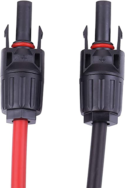 uni/ón 10/m Cable Solar XLS-R-T 6/mm/² 20/m 4/mm/² cable twin 2,5/mm/²