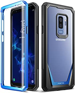 Amazon.com: Galaxy S9 Plus Case, POETIC Affinity [Premium ...