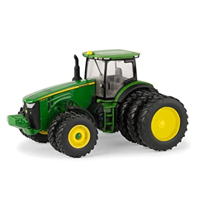 ERTL 1/64 John Deere 8400R Tractor with Triples: Toys & Games