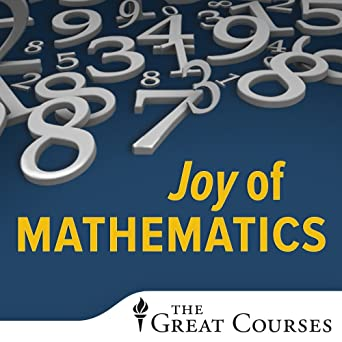 Amazon.com: The Great Courses: The Joy of Mathematics: Arthur T ...