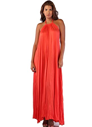 Ingear Tent Maxi Dress (Small/Medium Orange)  sc 1 st  Amazon.com & Ingear Tent Maxi Dress (Small/Medium Orange) at Amazon Womenu0027s ...