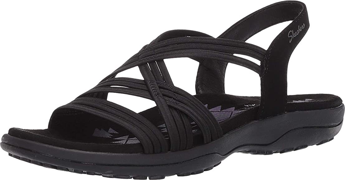 Skechers Women's Multi Strap Sandal
