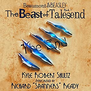 The Beast of Talesend Audiobook