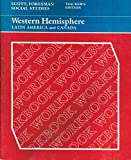 Western Hemisphere: Latin America and Canada Workbook, Teacher's Edition