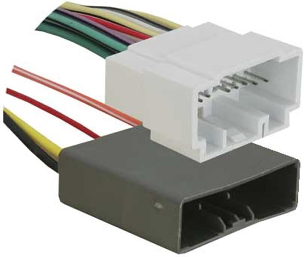 [DIAGRAM_38IU]  Amazon.com: Metra 70-1727 Factory Amplifier Bypass Harness for 2006 Honda  Civic Vehicles: Car Electronics | 2007 Civic Battery Wiring Harness |  | Amazon.com