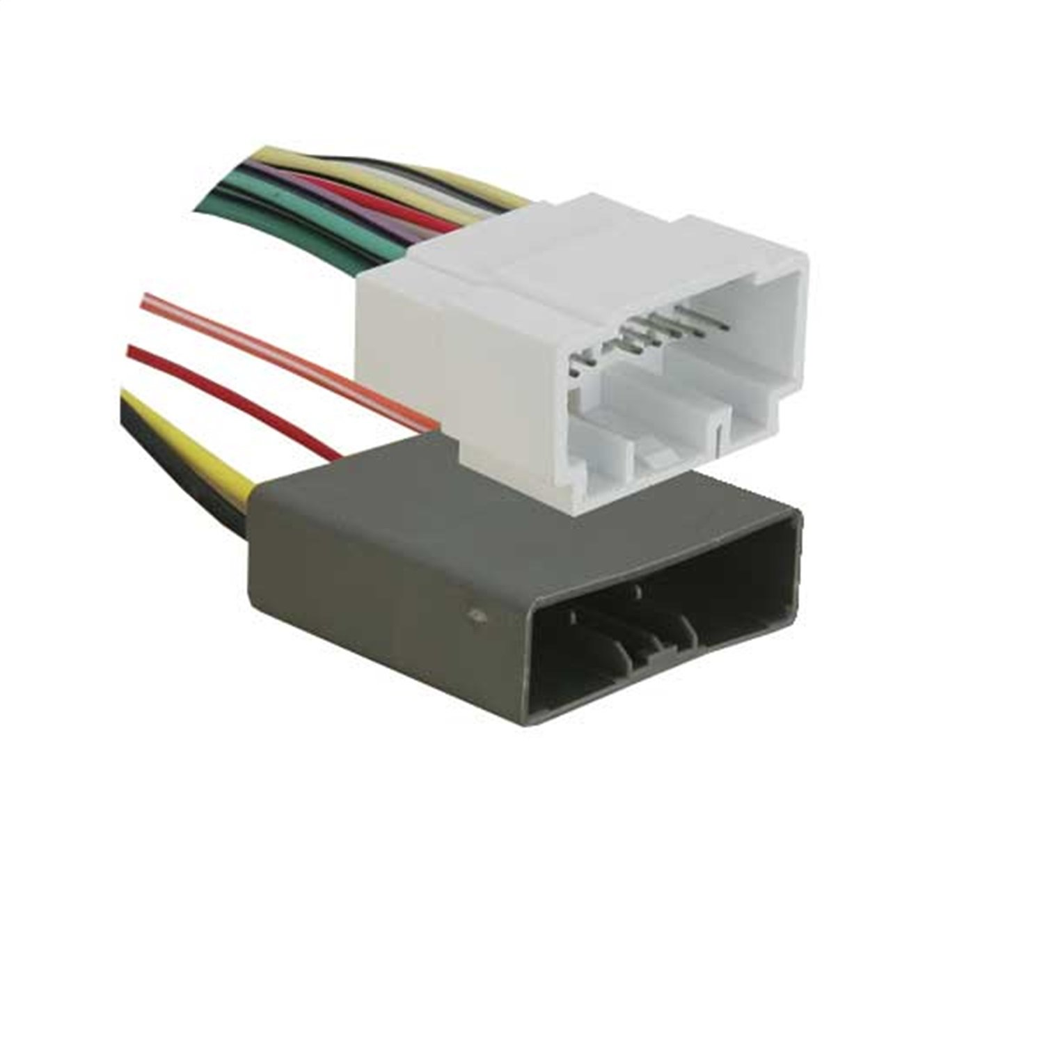 Metra 70 1727 Factory Amplifier Bypass Harness For 2006 Wiring Honda Civic Coupe Vehicles Car Electronics