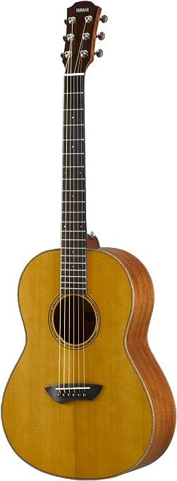 Yamaha CSF3M Guitarra Acústica con sonido potente y de riqueza ...