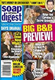 BIG BOLD & THE BEAUTIFUL PREVIEW! Linsey Godfrey and Thorsten Kaye * Alison Sweeney (Days of Our Lives) * Michael Muhney (Young & the Restless) - October 27, 2014 Soap Opera Digest Magazine