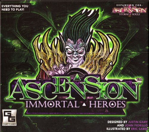 Stoneblade Entertainment Ascension: Immortal Heroes - Ascension Stones