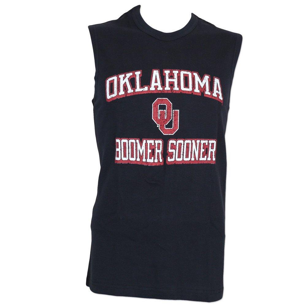Oklahoma Sooners S Sleeveless 8255 Shirts