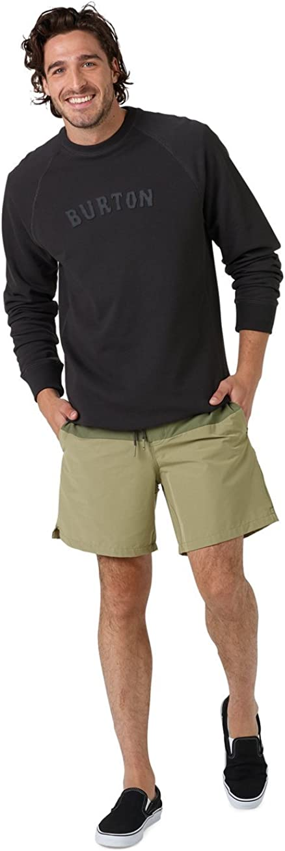 Burton Mens Fryatt Crew Neck Sweatshirt