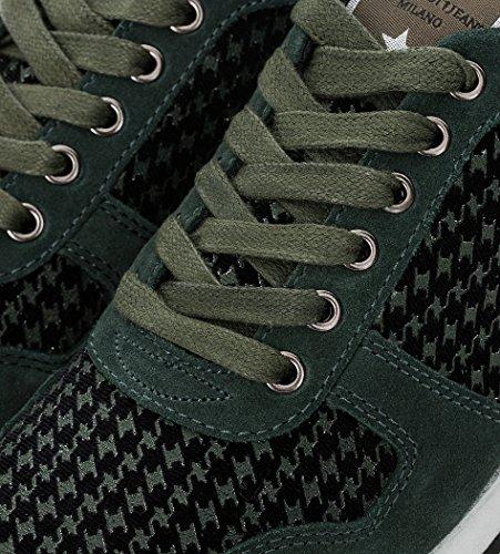 Trussardi Jeans Damen Sneaker Grün Grün