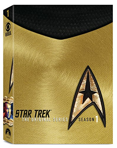 star trek season 1 - 2