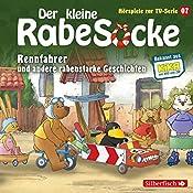 Rennfahrer und andere rabenstarke Geschichten (Der kleine Rabe Socke - Das Hörspiel zur TV-Serie 7) |  div.