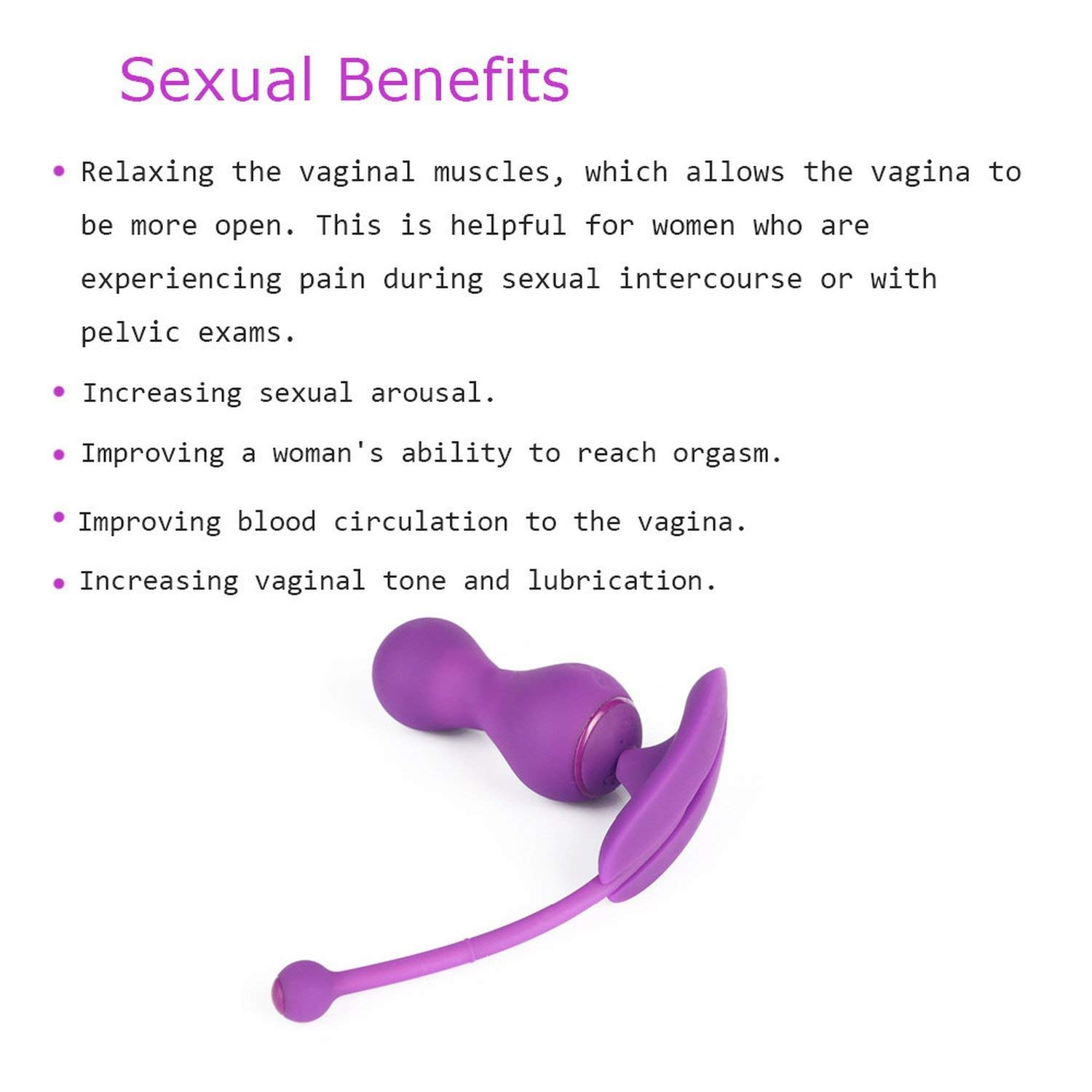 Special-You Tshirt G Spot Vibrators Women G-spot Vibrating S APP Control Smart Kegel Exercise Ball Vaginal Trainer Vibrator Eggs Sex Toys for Woman,Without Original Box,Sex Penis Vibrators Man EH by Special-You Tshirt (Image #2)