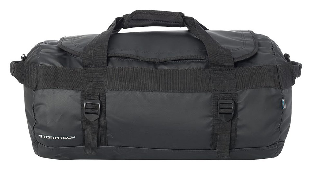 Stormtech – 35l Small防水ギアバッグ – gbw-1s B00RA7UESY One Size|ブラック ブラック One Size