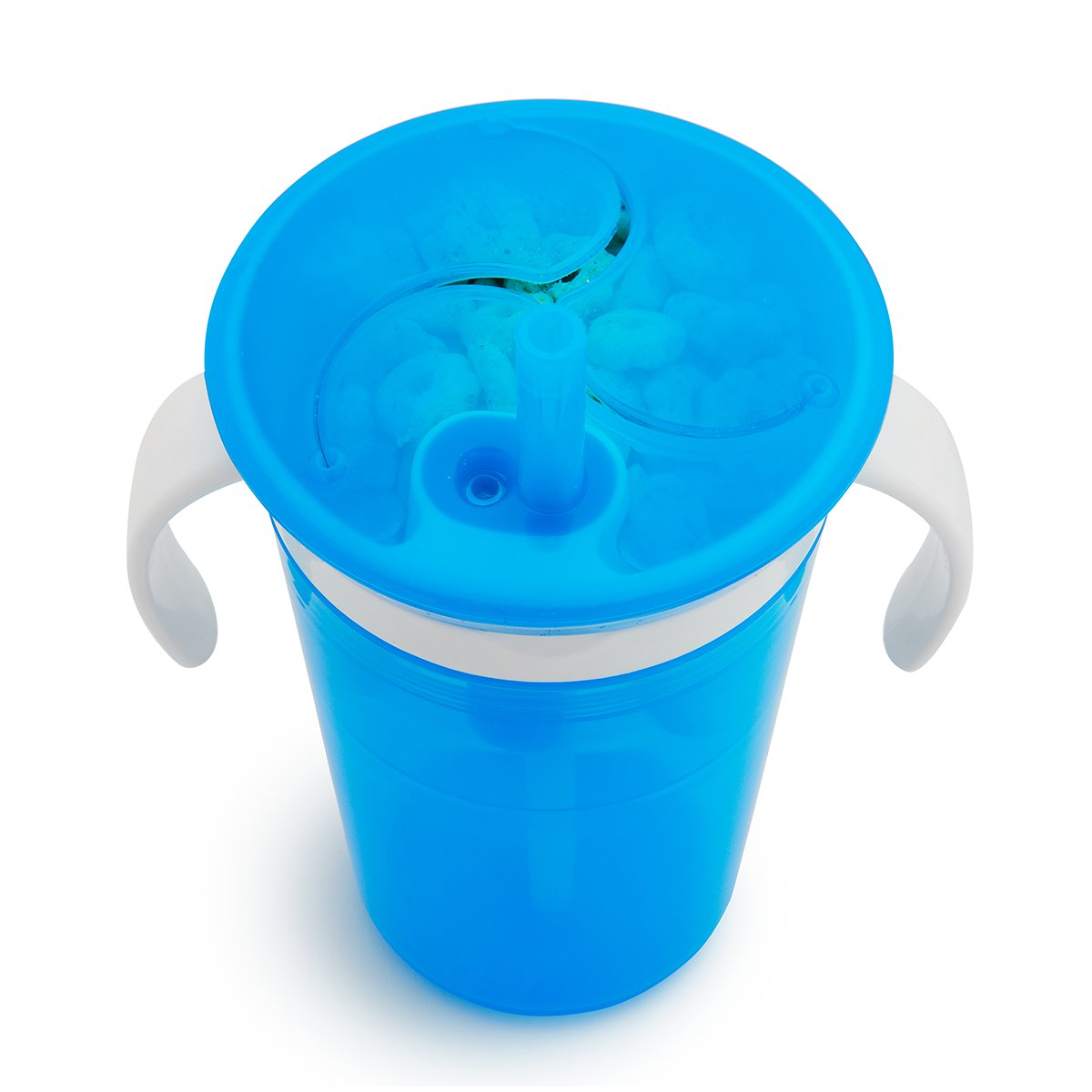 Sippy Snack Vaso 266ml azul