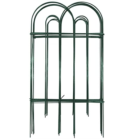 Amazon.com : Amagabeli Decorative Garden Fence 32 in x 20 ft ...