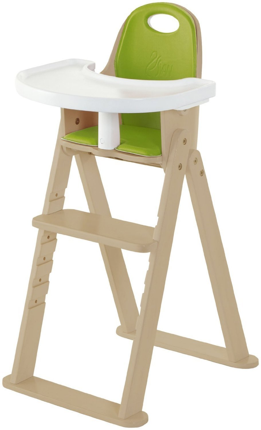 Amazon.com  High Chair - Award Winning Svan Baby to Booster Bentwood Folding Chair with Removable Cushion (6 months - 5 years) (Natural)  Childrens ...  sc 1 st  Amazon.com & Amazon.com : High Chair - Award Winning Svan Baby to Booster ...