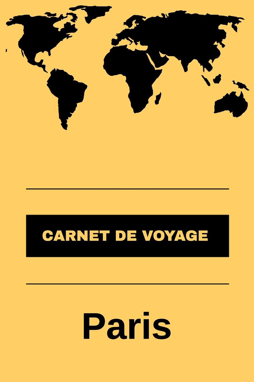 Idee Cadeau A Paris.Carnet De Voyage Paris Livre De Vacances Pour Les