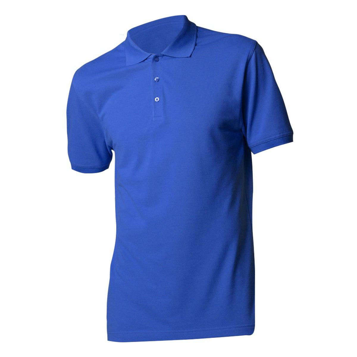 KUSTOM KIT Mens Slim Fit Short Sleeve Polo Shirt