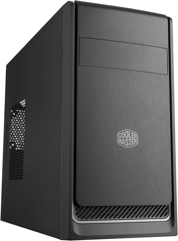 Cooler Master MasterBox E300L Silver ミニタワー型PCケース CS7331 MCB-E300L-KN5N-B02 ブラック
