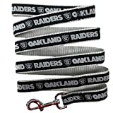 Oakland Raiders Pet Leash by Pets First - Large