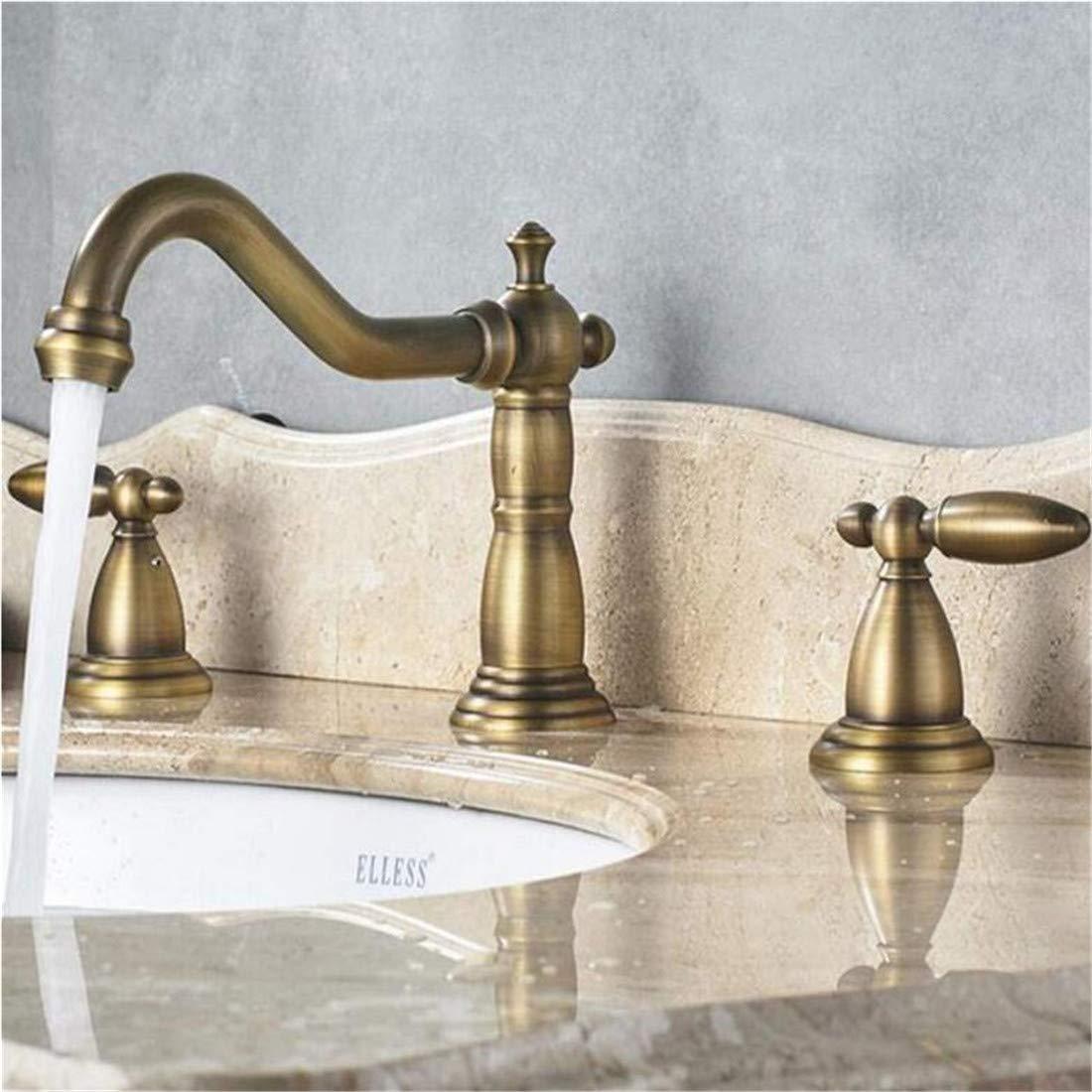 Installations pour WC Rétro chaud et eau froide en laiton cuisine ...