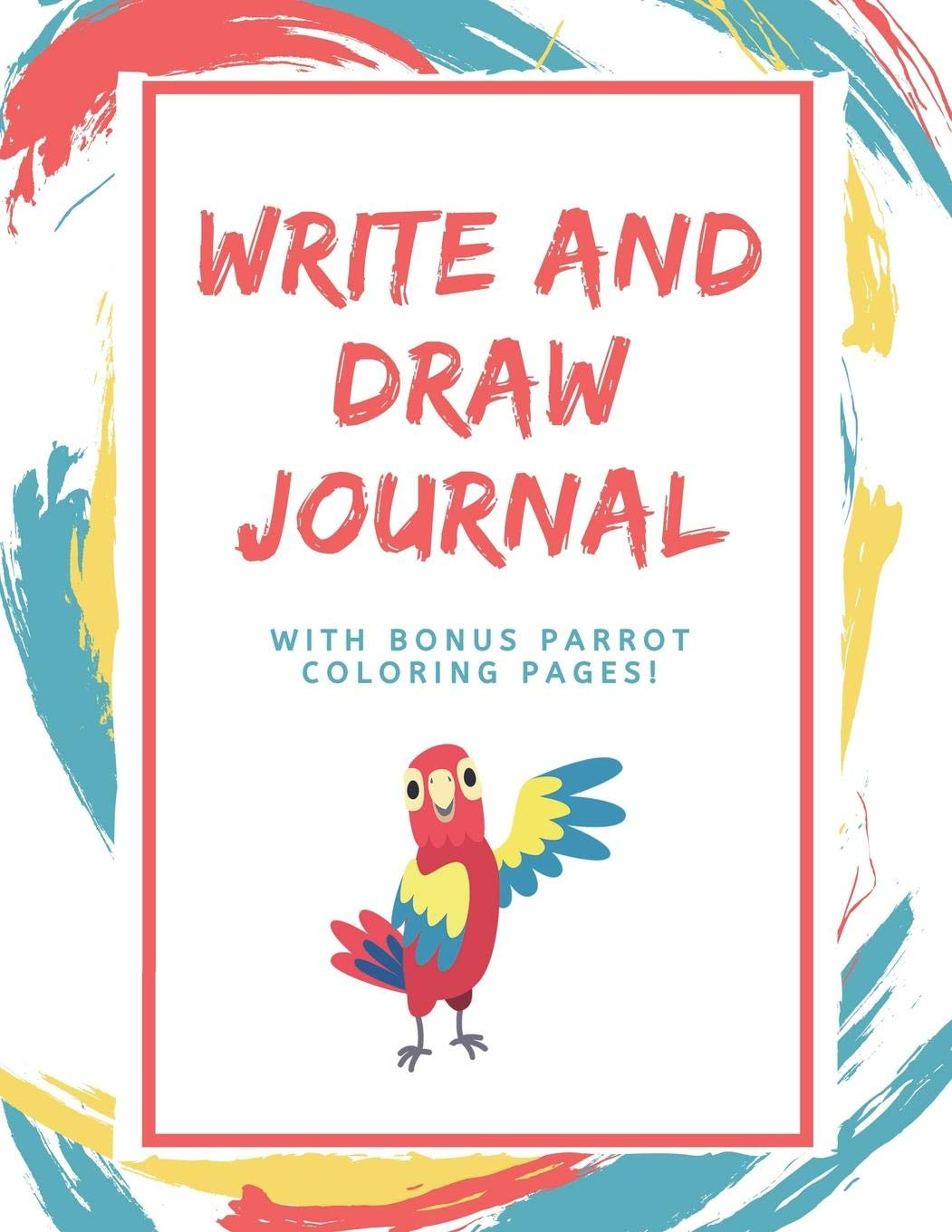 Amazon.com: Write and Draw Journal with Bonus Parrot ...