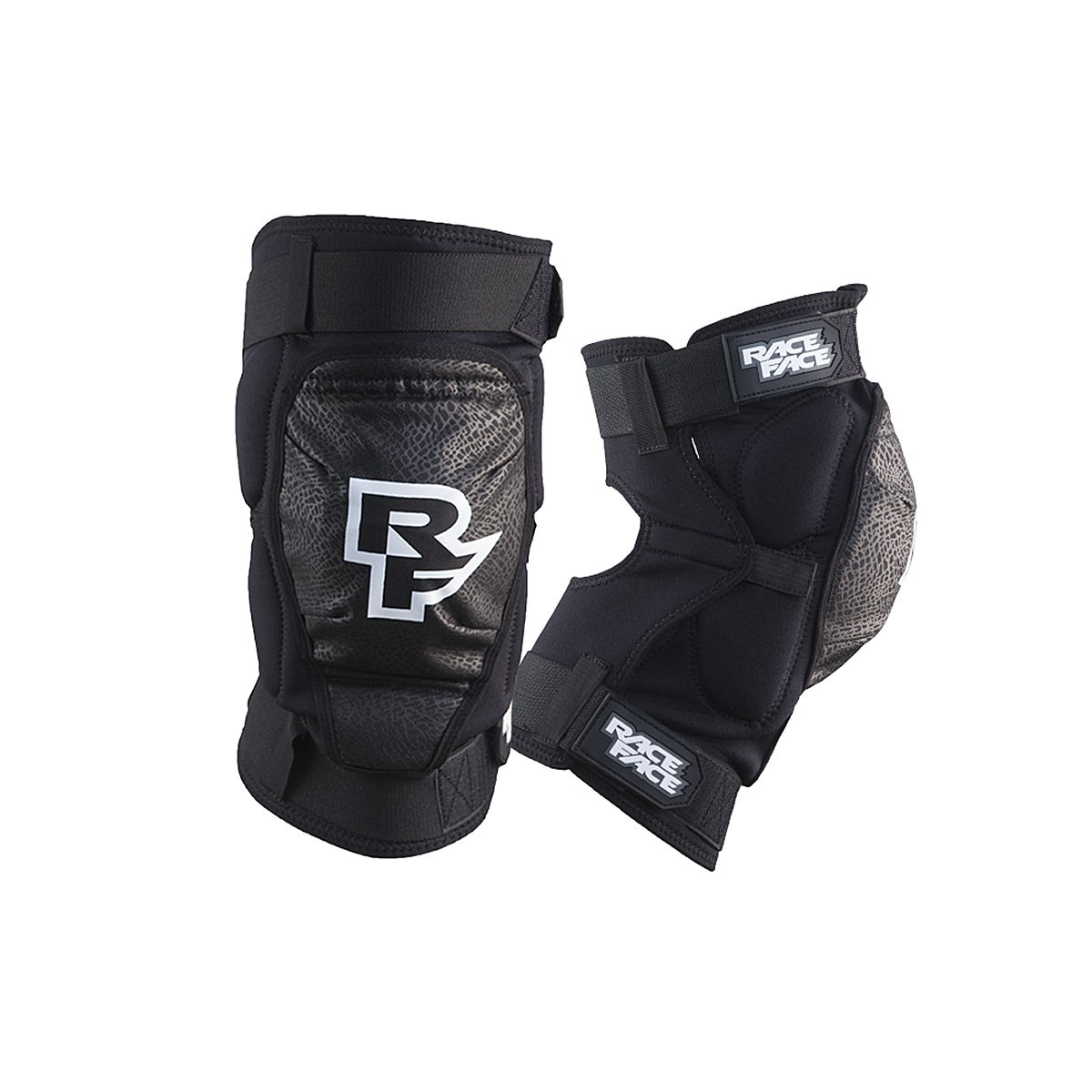 RaceFace Dig Knee Guard, Black, Small