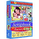 Software : Nova Development Us Scrapbook Factory Deluxe 4.0- Windows XP or Vista