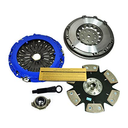 Amazon.com: EFT STAGE 4 CLUTCH KIT+ RACE FLYWHEEL fits 03-08 HYUNDAI TIBURON 2.7L 5 & 6-SPEED: Automotive