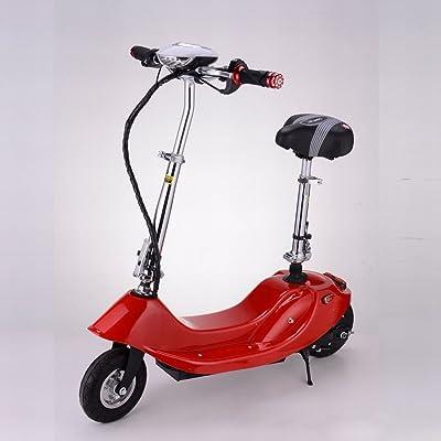 XC Pliage Dame Mini Voiture Électrique Au Lithium Scooter Électrique Vélo Électrique Petite Batterie Scooter de Voiture