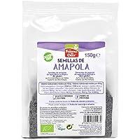 Semillas de amapola pulidas bio gluten free