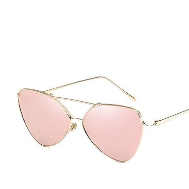 Amazon.com: Gafas de sol para hombre y mujer de diseño de ...
