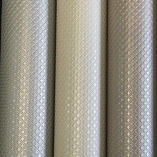 Muriva Kylie Minogue Diamond Jewel Metallic Textured Wallpaper Silver 709004