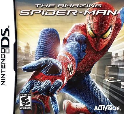 Amazoncom The Amazing Spider Man Nintendo 3ds Nintendo 3ds