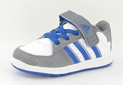 69a4c39bce935 adidas Performance Janbs I BB Chaussures De Sport Baskets Velcro Pour Bébé  23