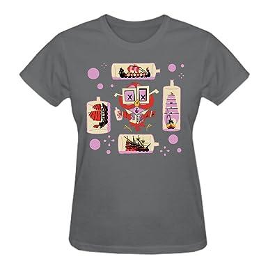 Amazoncom Cocot Graphic Print Hootenanny Shirt Design Scoop Neck