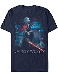 STAR WARS Mens Returning Battalion Graphic T-Shirt