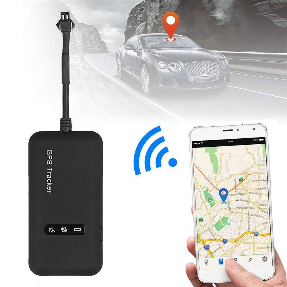Klicop Vehí culo Rastreador GPS Motocicleta Coche Bicicleta Antirrobo Localizador de dispositivos Localizador en tiempo real de GPS Rastreador de GPS