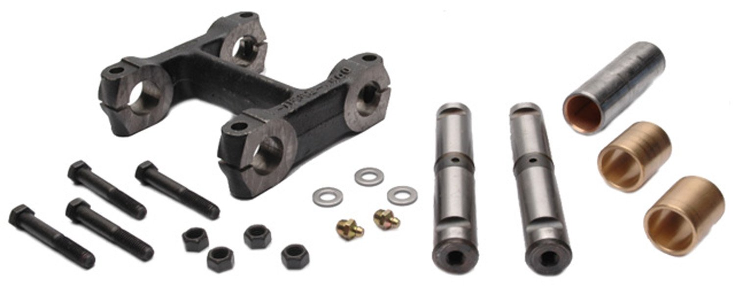 ACDelco 45G13047 Professional Rear Leaf Spring Shackle Bushing Assembly