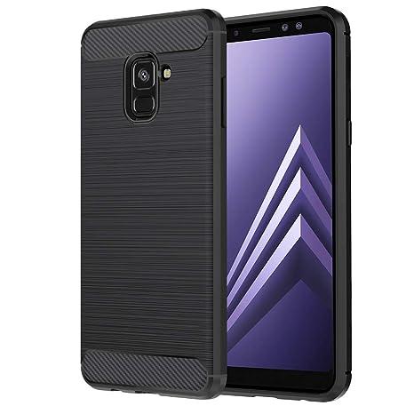 Anjoo Compatible para Funda Samsung Galaxy A8 2018, Carcasa ...