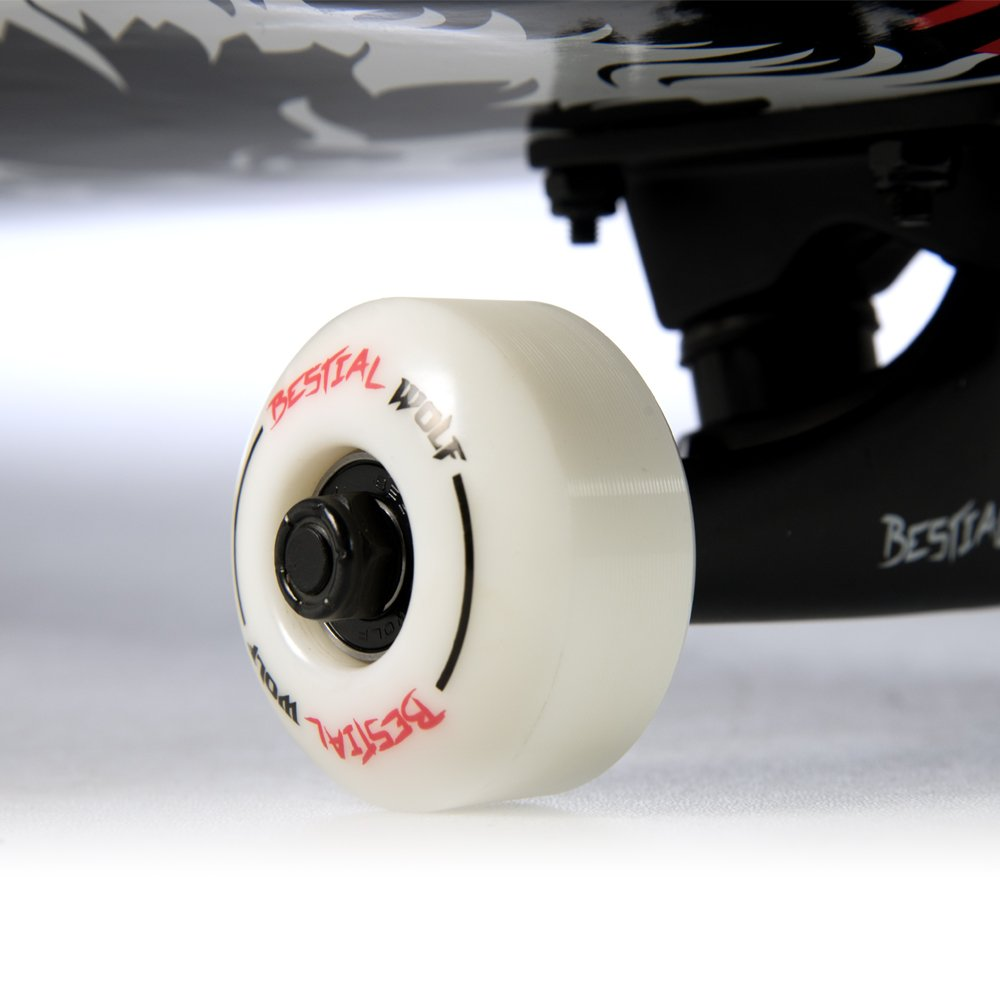 Bestial Wolf Skates Pro Furious