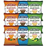 Cheap Beanitos Chips Variety Pack 9 Bags 3 Flavors (3 Original Black Bean, 3 Nacho Cheese, 3 Hint of Lime) All Natural Gluten Free Certified Kosher by Variety Fun (9 Count), (1.2 oz Each)