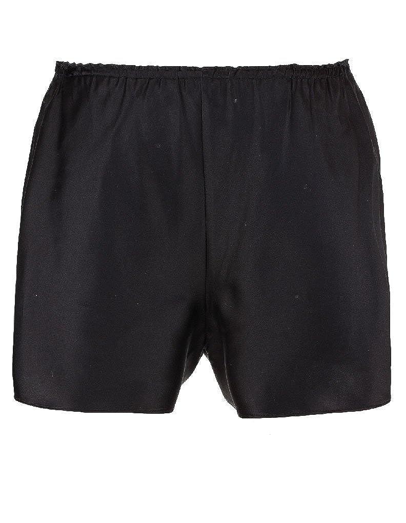 Eva B Bitzer Silk Satin Seiden-Shorts Damen
