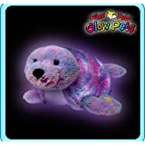 """Glow Pets Pillow Pets Seal 16"""" opens to a 15 inch pillow"""
