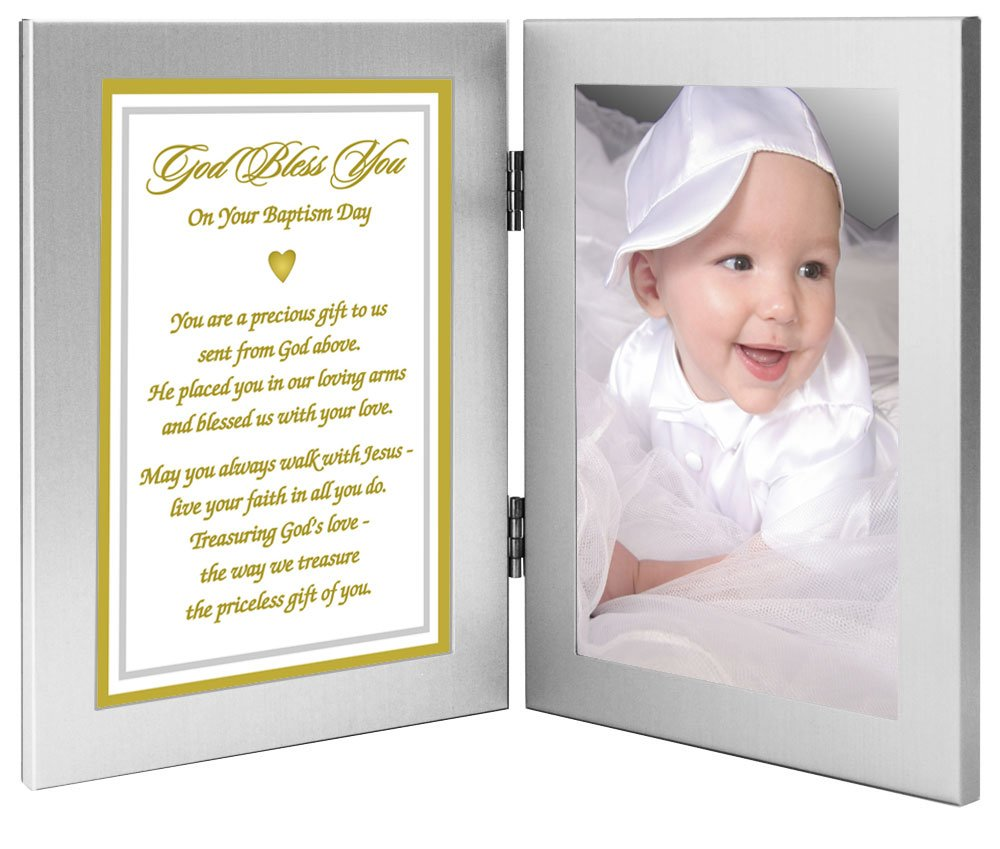 Amazon.com: Baby Baptism Gift From Grandparents, Godparents, Etc ...