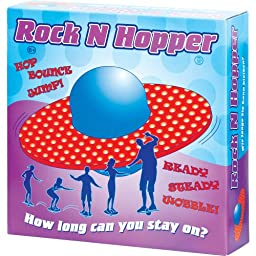 Rock-n-hopper Pogo Ball Toy
